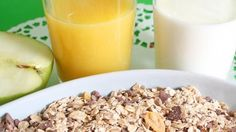 Ovsené vločky 5-krát inak: Poslúžia aj inak ako raňajky! Oatmeal, Breakfast, Fitness, Food, The Oatmeal, Morning Coffee, Rolled Oats, Essen, Meals
