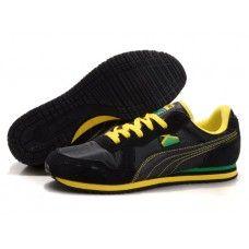 Puma Usain Bolt Men Black/Yellow
