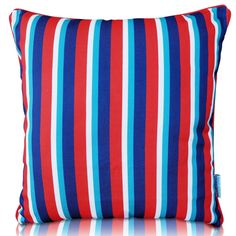 Excel Cushion Cover (Premium) . If you are looking for quality outdoor cushion covers that are also soft to touch the Premium Range is the range for you. These covers are manufactured from a high quality 360gsm polyester canvas and UV treated to 1000 hours. These covers also have complimentary colour piping.  #sunburstoutdoorliving #cushions #Kombi #cushioncovers #myhousebeautiful