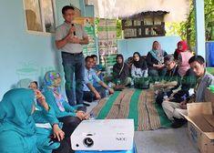 Bank Sampah Melati Bersih: Kunjungan Tamu dari AkzoNobel Indonesia