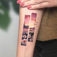 Eden Kozo (Known kozo_tattoo) is a tattoo artist based in Kiryat Ono, Israel. Eden Kozo make tattoos mini color. He is a very talented tattoo artist # idéesdetatouage Red Tattoos, Pretty Tattoos, Mini Tattoos, Finger Tattoos, Love Tattoos, Beautiful Tattoos, Body Art Tattoos, Small Tattoos, Tattoos For Women