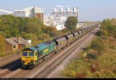 RailPictures.Net Photo: 66520 Freightliner FL 66 at Lincs, United Kingdom by Wayland Smith