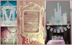 Princess Baby Shower Decorations Ideas HotRef.com