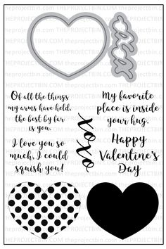 Clear stamps with matching dies, card making, paper crafts, rubber stamping, die cutting