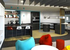 Commercial Offices – Spatial Design Offices, Commercial, Furniture, Design, Home Decor, Decoration Home, Room Decor, Home Furnishings