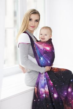 892b0859d54 Natibaby one side printed wrap. If you think about babywearing Natibaby  wraps are the perfect