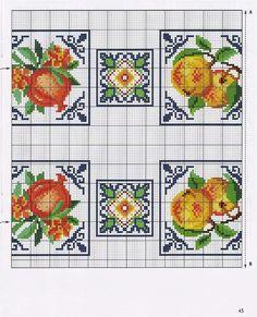 Gallery.ru / Фото #64 - *****toalhas de mesa***** - celita