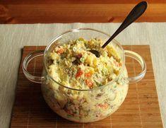 New recipes potato salad meals Ideas Lemon Recipes, Potato Recipes, Beef Recipes, Healthy Salad Recipes, Vegetarian Recipes, Chicken With Olives, Chicken Pasta Recipes, Kitchen Recipes, Food Inspiration