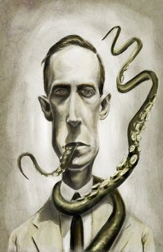 H.P Lovecraft