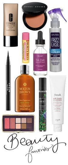 10 Beauty Products