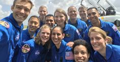 NASA's Final 12 Astronaut Candidates For 2017 Are Out Of This World | HuffPost
