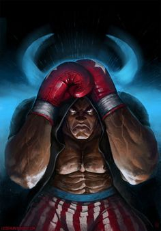 Street fighter: Balrog by Omuk on DeviantArt Balrog Street Fighter, Tekken X Street Fighter, Street Fighter Wallpaper, Street Fighter Characters, World Of Warriors, Female Fighter, Call Art, King Of Fighters, Fighting Games