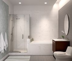 Select Bathrooms on Behance