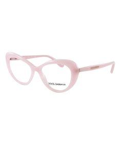 40783f856418 Pink Cat-Eye Eyeglasses Pink Eyeglasses