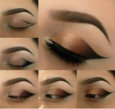 Check out this story - Smoky eyes created by Narinder Kaur and top similar…