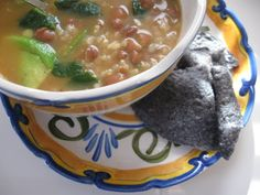 Hope For Healing: Pinto Bean and Rice Soup (vegan)