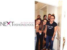 NFA Fitting time! | Next Fashion School -Scuola di Moda che prepara stilisti, modellisti e professionisti del Fashion System