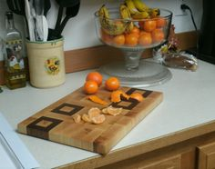 Memorial Day Sale Cutting Board End Grain  by BillsWoodenPleasures, $88.20