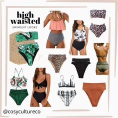 H & M - Bikini Bottoms High Waist … curated on LTK