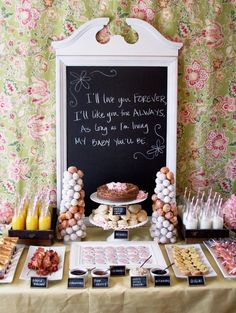 pinterest baby shower ideas | Boy Baby Shower Ideas / baby shower brunch Love this my mom read this book to all of us all the time when we were little