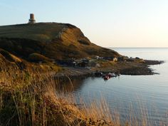 Kimmeridge Bay | Dorset | UK Beach Guide Great for fossil hunting - take sturdy shoes, it's a bit of a climb down to the beach.