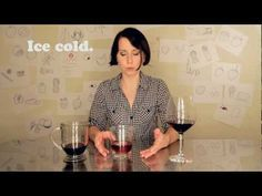 Wine Serving Temperature - YouTube