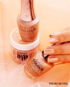 Artistic Colour Revolution, Perfect Dip and Colour Gloss Latest Instagram, Natural Lashes, Baking Ingredients, Pedicure, Veil, Revolution, Colour, Collection, Color