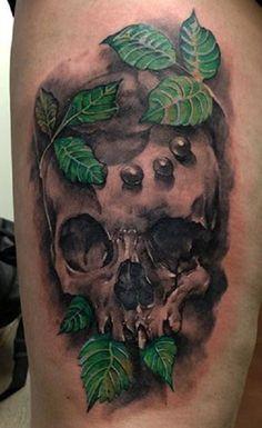 Skull Tattoos 66 - 8