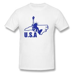 Statue Of Liberty Store162 Gentleman Tees Organic Cotton Slim Fit -- Awesome products selected by Anna Churchill