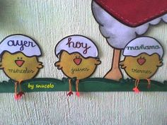 Educación Preescolar: Decorados de SONIA UCELO