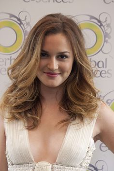 ... Leighton-Meester-Beauty ...