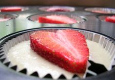 a pinch of sugar: Strawberry Shortcake cupcakes