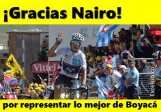 Gracias a Nairo Quintana, subcampeón del Tour 2015 | EXCELSIO de Boyacá