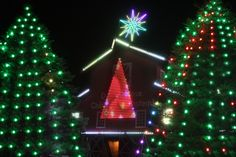 Holiday Lights on Farmstead Lane. . .Nov. 27-Jan. 3. Festive light displays synchronized to music. Bring your blanket and hot beverage for fun at the Farm.
