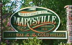 I love the Gold history of Marysville This is very close to where all the gold history of California began , The new miners would come up the Sacramento river to Marysville on steam ships heading to the new gold fields in the area