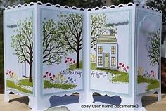 THINKING-OF-YOU-CARD-KIT-SET-OF-4-STAMPIN-UP-SHELTERING-TREE-SCREEN-DIVIDER