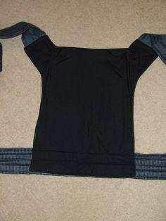 Handmade Mei Tai baby carrier - Free pattern and step by step Photo tutorial - Bildanleitung und gratis Schnittvorlage