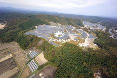 31 MW big project utilizing Antaisolar NW ground mounting system in Fukushima,Japan,