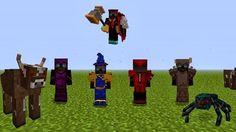 Minecraft 1.6.4 - RPG Inventory Mod (Mantelli, gioielli)
