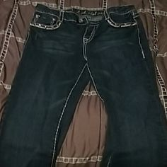 L.A. idol Jeans These Jeans are super cute and have a cute design! LA Idol Jeans Straight Leg