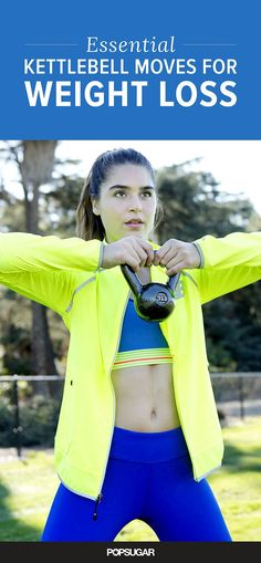 Kettlebell workouts can burn 400 calories in 20 minutes! Here are the exercises you need to know if you want to give them a try.