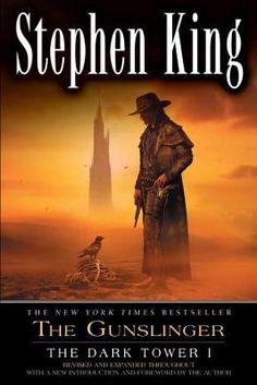 The Dark Tower 1: The Gunslinger by Stephen King