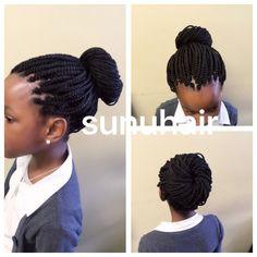 Sunu African Hair Braiding