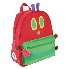 Eric Carle Very Hungry Caterpillar Backpack Inspired by Eric Carle s  classic tale The Very Hungry Caterpillar 5f4c86ce831d2