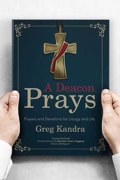 A Deacon Prays by Deacon Greg Kandra, creator of The Deacon's Bench blog, offers spiritual support that speaks to deacons as no other book has and is an indispensable prayer book that is a perfect gift for ordinations, birthdays, holidays, and other special occasions. Learn more here.