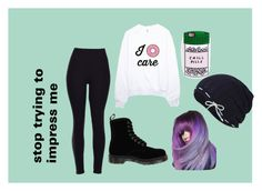 """"""":) :) :)"""" by kathope on Polyvore featuring Dr. Martens and Keds"""
