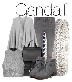 Gandalf - Lord Of The Rings by the-wonders-fashion on Polyvore featuring Topshop, Joseph, MiH Jeans, COSTUME NATIONAL, River Island, lordoftherings, lotr, gandalf and GandalfTheGrey