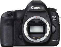Canon EOS 5D Mark III SLR-Digitalkamera (22 Megapixel, CMOS-Sensor, 8,1 cm (3,2 Zoll) Display, DIGIC 5+ Prozessor) Gehäuse schwarz von Canon, http://www.amazon.de/dp/B007KKKJYK/ref=cm_sw_r_pi_dp_WkS2qb1CJWPXM