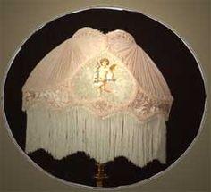 Victorian Design Lampshades :: Lampshade Design Kits