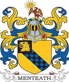 Menteath Coat of Arms